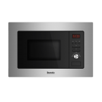 Baumatic BMG220X 20公升 嵌入式燒烤微波爐