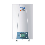 German Pool CEX21 Instantaneous Water Heater (3-Phase Power Supply)