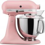 KitchenAid 5KSM175PSBDR 4.8公升 Artisan 抬頭式廚師機 (雙碗 & 雙攪拌槳) (霧玫瑰)