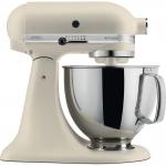 KitchenAid 5KSM175PSBFL 4.8公升 Artisan 抬頭式廚師機 (雙碗 & 雙攪拌槳) (米白色)