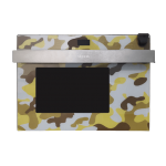 Nutzen 樂斯 NCS-28CG 28公升 多功能 座檯式蒸焗爐 (迷彩黃特別版)