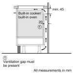 Siemens 西門子 EX375FXB1E 30厘米 嵌入式電磁爐