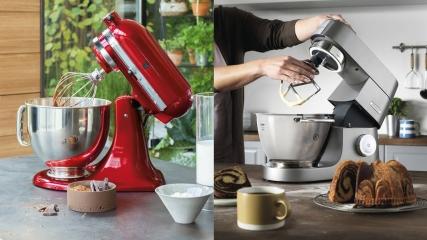 廚師機推介、廚師機比較、廚師機牌子及選購攻略 2021
