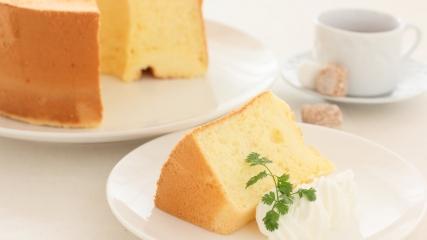 戚風蛋糕 Chiffon cake