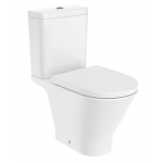 Roca Gap Round Rimless 3410N0 Split Type Toilet