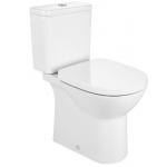Roca Debba Round Rimless 34299P 自由咀分體座廁配西班牙油壓廁板