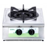 Simpa WZH13K Single Burner Hotplate