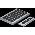 Gaggenau AA250112 2個可再生活性炭過濾器