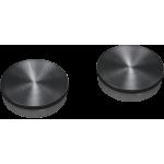 Gaggenau BA090100 Black rotary knobs