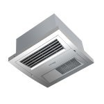 German Pool HTB-816 1630W Multi-purpose Thermo Ventilator (Window/Wall-mount/Ceiling) (silver)