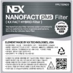 NEX NanoFact Plus Filter (for WHP3000)
