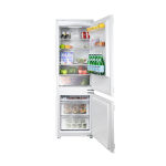 German Pool REF-365 266L Built-in Double Door Refrigerator