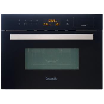 Baumatic BSMC456BGL 34公升 60厘米 四合一燒烤微波蒸焗爐
