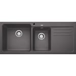 Blanco NAYA8S 519655 80cm Double Bowl Sink