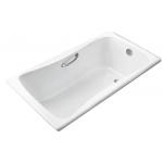 Kohler K-17270H-0 BLISS 1.5米 鑄鐵浴缸 (不含扶手孔)