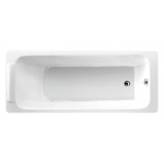 Kohler K-1875H-0  PARALLEL 1.5米 鑄鐵浴缸 (不含扶手孔)