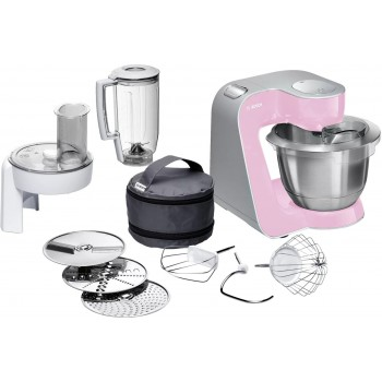Bosch MUM58K20 1000W 專業級廚師機 (粉紅色)