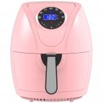 Origo AF-560 3.2公升 健康免油氣炸鍋 (粉紅色)