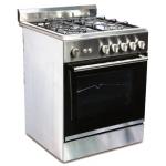 General Tech 名將 GT-FC6060GS-LPG 全座式石油氣多功能煮食櫃爐