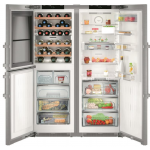 Liebherr SBSes 8486 740L Side-by-side Fridge