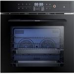 Baumatic BCS674BL 60厘米 70公升 嵌入式組合蒸焗爐 (旋轉燒烤叉設計)