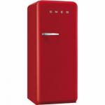 Smeg FAB28RRD4UK 257公升 單門雪櫃 (紅色)