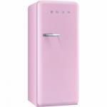 Smeg FAB28RPK4UK 257公升 單門雪櫃 (粉紅色)