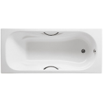 Roca A231570001 Malibu 鑄鐵浴缸