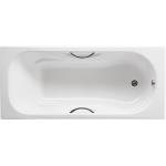 Roca A233450001 Malibu 鑄鐵浴缸