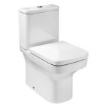 ROCA A341788000+A342785000+Z80178200N Dama 自由咀分體座廁配歐樂油壓廁板