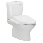 Roca 804032005+3414A0+3424A8 Georgia 自由咀分體座廁配電子廁板(尊尚型)套裝