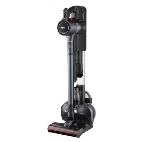 LG 樂金 A9KEXTRA CordZero™ A9Komp 三合一吸麈機 (鐵灰色) (塵蟎吸頭)