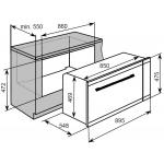 Baumatic BO906X 90厘米 嵌入式電焗爐