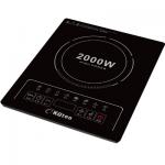 Kuton 國騰 KT-201SIC 2000W 全黑晶玻璃單頭電磁爐