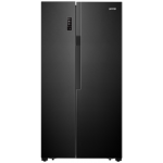 Gorenje NRS918EMB 334L Side by Side Fridge