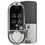 Lockly PGD798 Vision PIN Genie™ 專利防偷窺按鍵 + 智能門鈴 + 3D指紋 + 藍牙 + 鎖匙 電子指紋門鎖