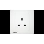 Siemens 西門子 5UB13113PC01 13A 單位插座(白)