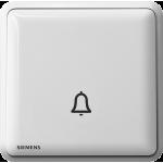 Siemens 西門子 5TD01113PC01 門鈴(白)