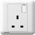 Siemens 西門子 5UB01123PC01 13A 單位開關插座