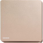 Siemens 西門子 5UH81133PC04 空白面板 (金)