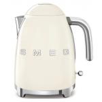 Smeg KLF03CRUK 1.7公升 電熱水壺 (奶油色)