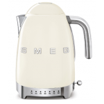 Smeg KLF04CRUK 1.7公升 保溫電熱水壺 (奶油色)