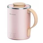 Mokkom MK-387-PK 350毫升 多功能萬用電煮杯 (帶茶隔) (粉紅色)