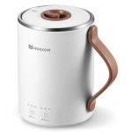 Mokkom MK-389-WH 350毫升 多功能萬用電煮杯 (白色)