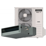 Hitachi 日立 RPIH-6.0TNZ1NH 天花駁風喉 淨冷定速 風機盤管式(中靜壓)分體冷氣機