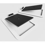 Kanto S4W 桌面揚聲器支架 (白色)