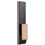 Samsung 三星 SAM-SHPDP739-GD(C) 指紋 智能電子門鎖 (金色)