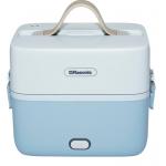 Rasonic 樂信 RSB-BB212S 迷你雙層蒸煮盒 (湖水藍)