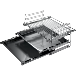 Bosch HEZ338357 3層防回彈全展型伸縮層架 (適用於HBG43S450A及HBG56B550J)