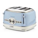 Ariete 156-05 4 Slice Vintage Toaster
